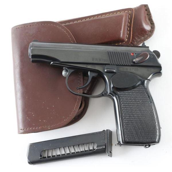 Ernst-Thälmann/Cole Dist Makarov 9x18mm BW6700
