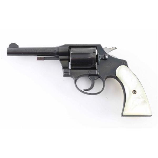 Colt Police Positive Special 38 Colt NP