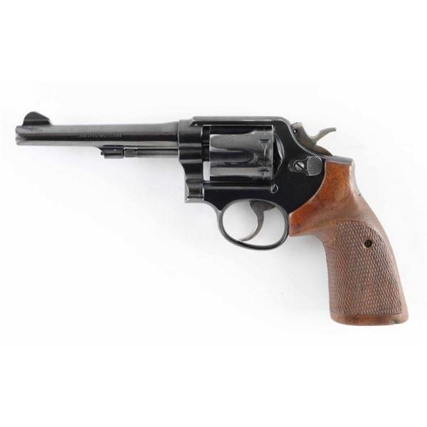 Smith & Wesson 10-5 .38 Spl SN: D423134