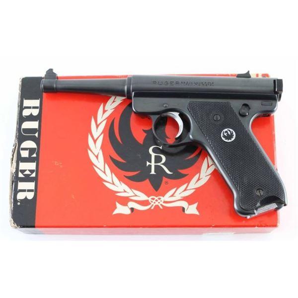 Ruger Standard Pistol .22 LR SN: 469355