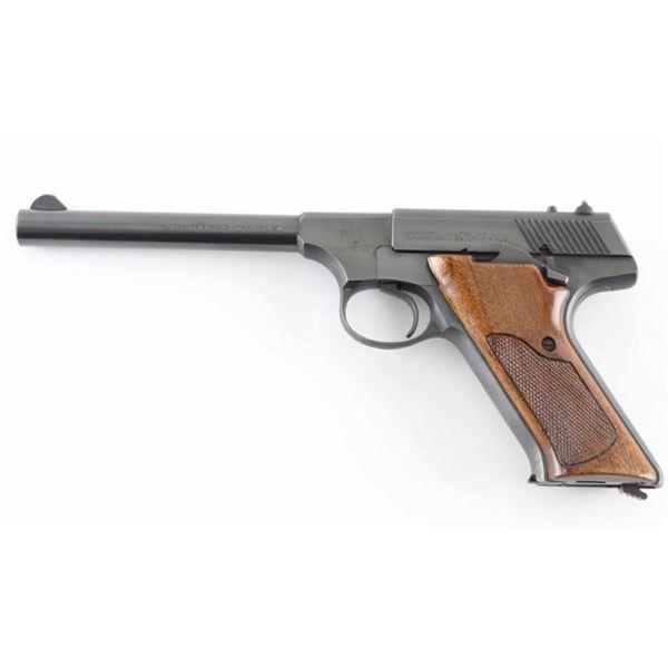 Colt Huntsman 22 LR SN: 176271-C