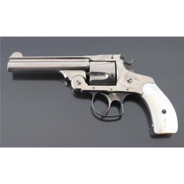 Smith & Wesson DA 38 cal SN: 544019