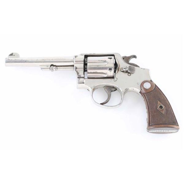 Smith & Wesson .38 M&P .38 Spl SN: 282689