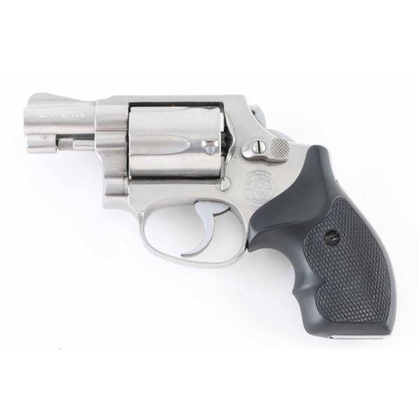 Smith & Wesson 60 .38 Spl SN: ADR5422