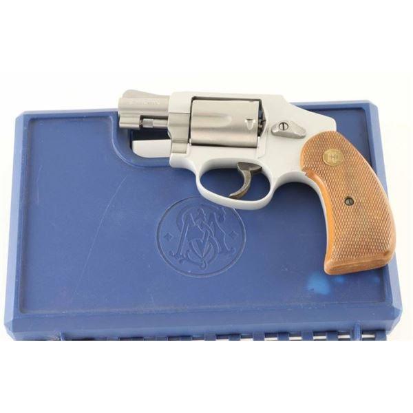 Smith & Wesson 642-1 .38 Spl SN: CAR3476