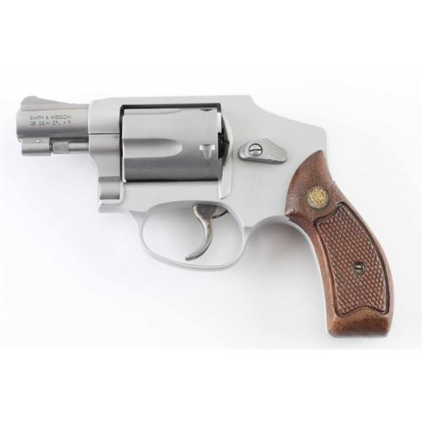 Smith & Wesson 642-1 .38 Spl SN: CXY0982