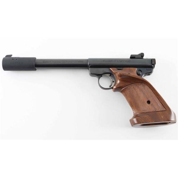 Ruger Mark II Target .22 LR SN: 210-32776