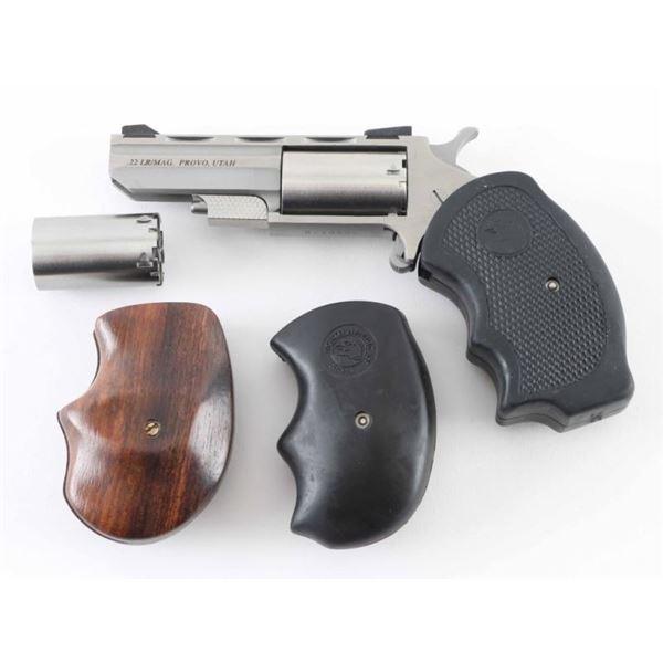 North American Arms Black Widow 22 cal