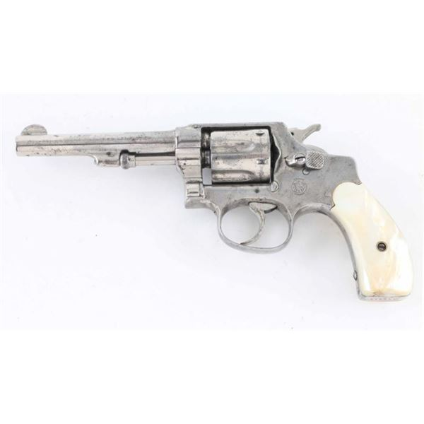Smith & Wesson .32 Hand Ejector SN: 143543