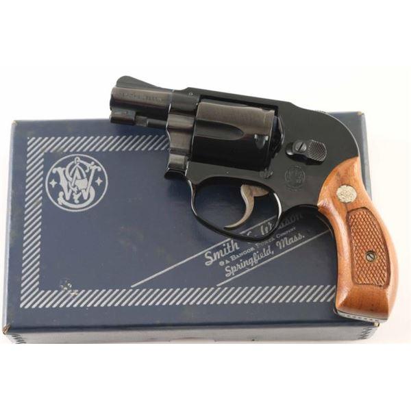 Smith & Wesson 38 .38 Spl SN: J649445