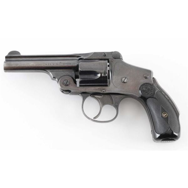 Smith & Wesson Safety Hammerless .38 S&W