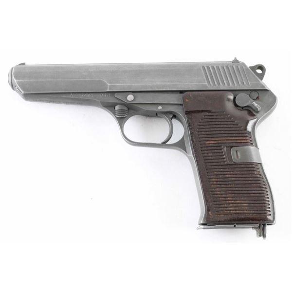 CZ/TG vz. 52 Pistole 7.62x25 SN: AZ3374
