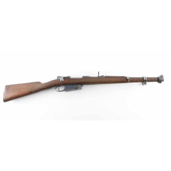 DWM Mauser 1891 7.65mm SN: B8302