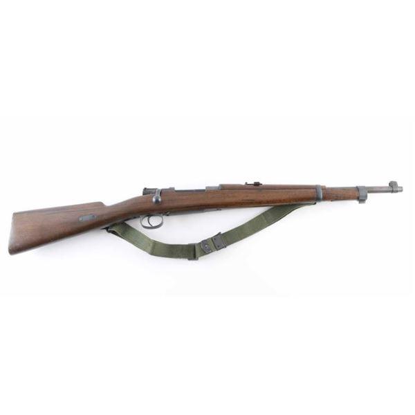 Ludwig Loewe Modelo 1895 Chileno 7.62 NATO