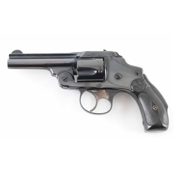 Smith & Wesson 38 Safety Hammerless 38 S&W