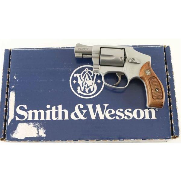 Smith & Wesson 642-1 .38 Spl SN: CYP0519