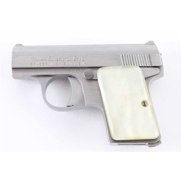 Bauer Automatic .25 ACP SN: 075086