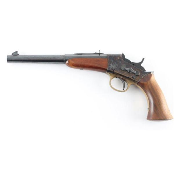 Uberti/NA Rolling Block Pistol 22 Hornet