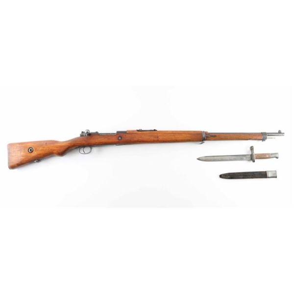 Turkish Mauser 1938 8mm SN: 121706
