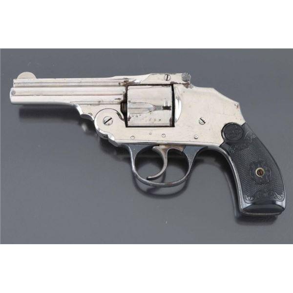 Iver Johnson Safety Hammerless 38 cal