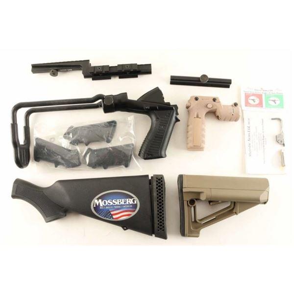 Lot of Rifle & Shotgun Stocks & Accessories