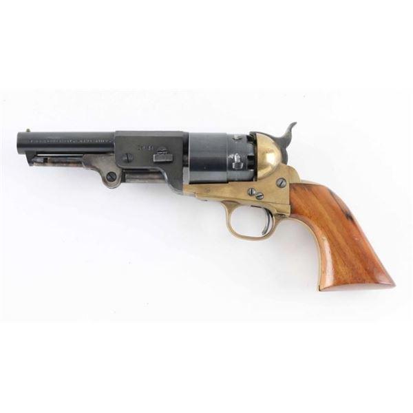 Pietta Brass Framed Percussion Revolver
