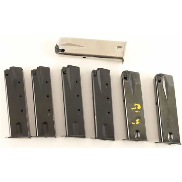 """Magazine Lot Ruger 9mm """"P"""" Series"""
