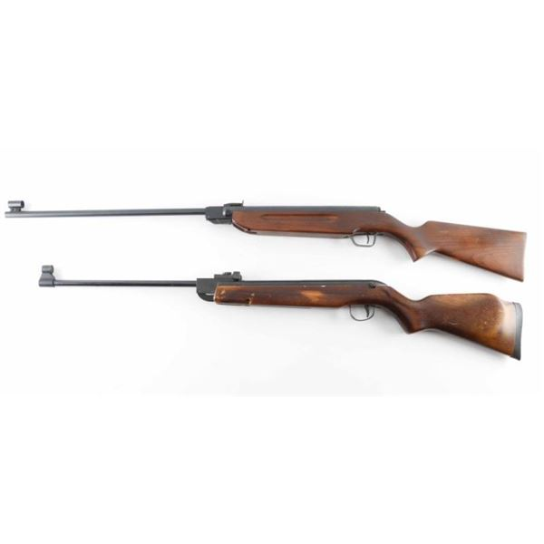 Collection of Two Air Rifles