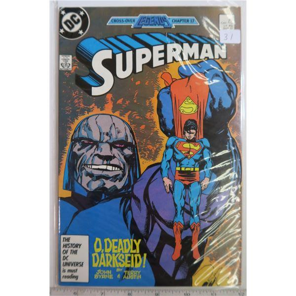 Superman #3 Mar 1987  Byrne & Austin