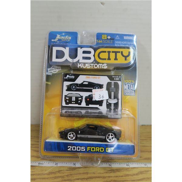 Dub City 2005 Ford GT