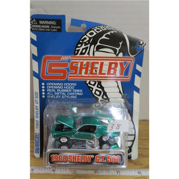 68 Shelby GT500 By G Shelby Collectables