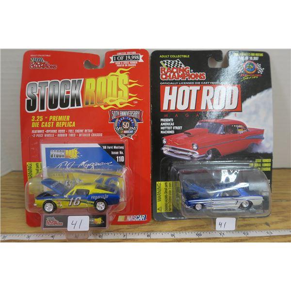 Hotrod Magazine 64 1/2 And StockRod 1/19,998 LE