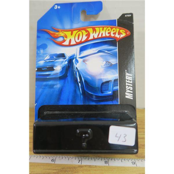 2007Hotwheels Mystery Car