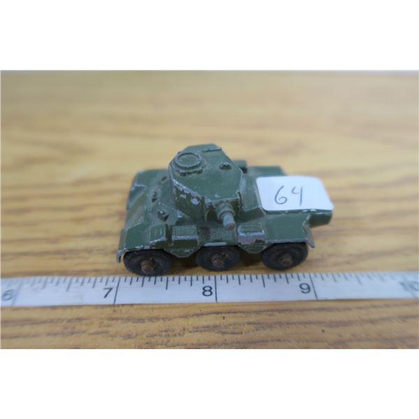 Saladin Armoured 6X6 By Lesney