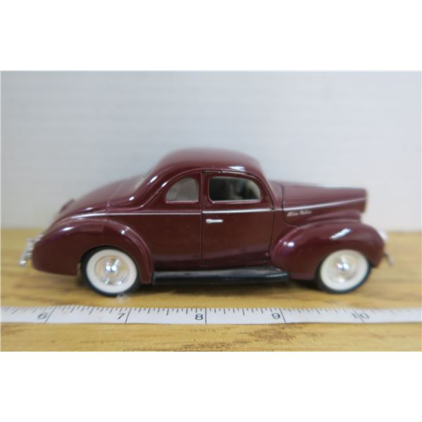 Ford Swindon Coupe Model