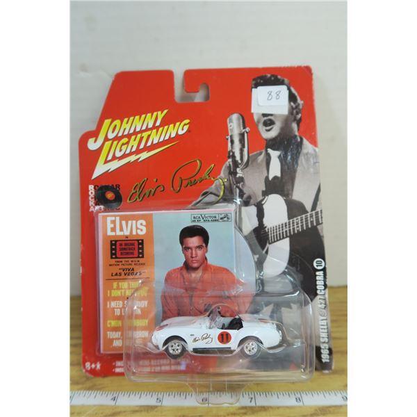 Johnny Lighting Elvis Mustang