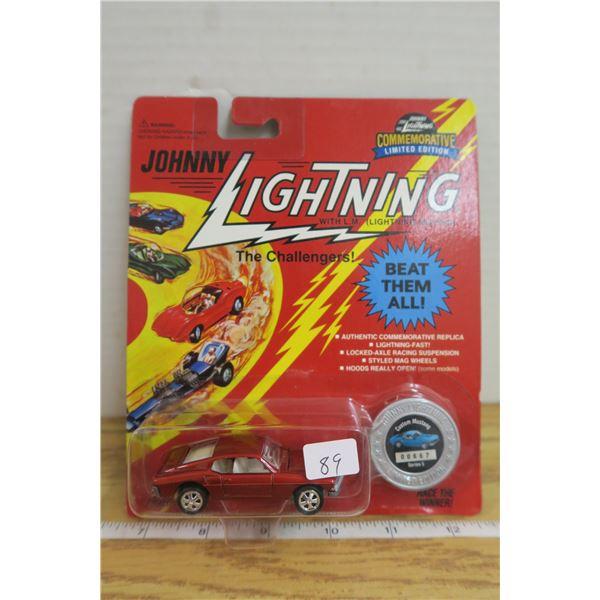 Johnny Lightning Custom Mustang #00667 Limited