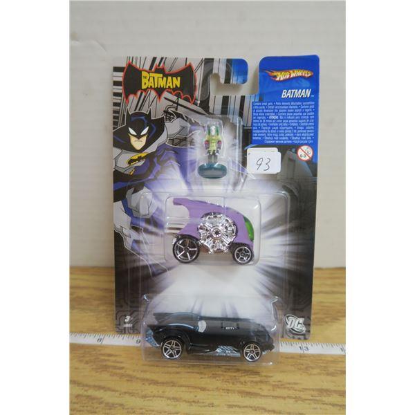 Hotwheels Batman Triple Pack