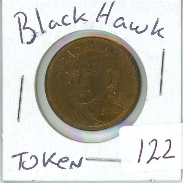 Blackhawk token 'rare'