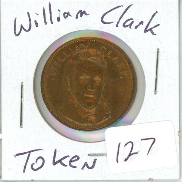 William Clark token