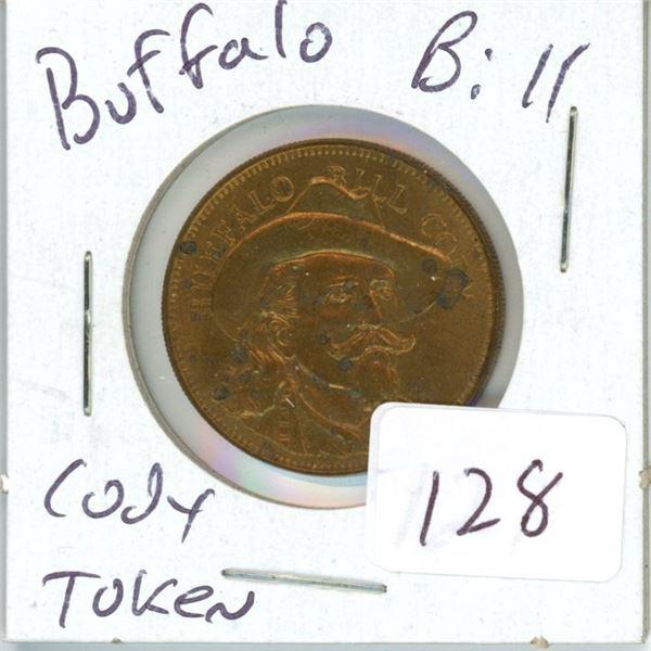 Buffalo Bill token