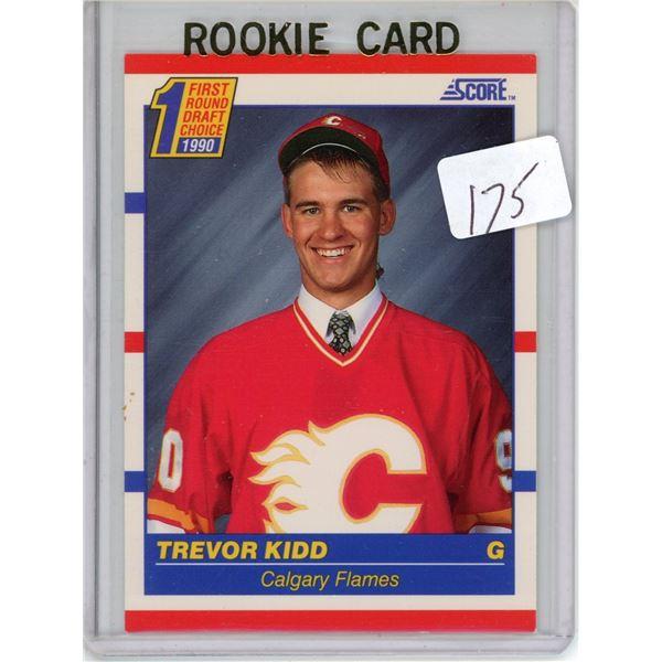 Gradable rookie card - Trevor Kidd #438
