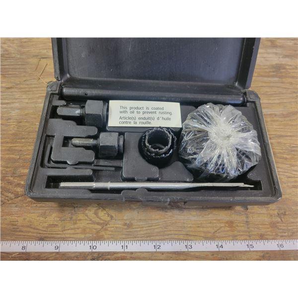 (New) Wood Hole Drill attachment kit