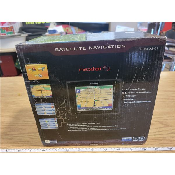 GPS - Satellite Navigation