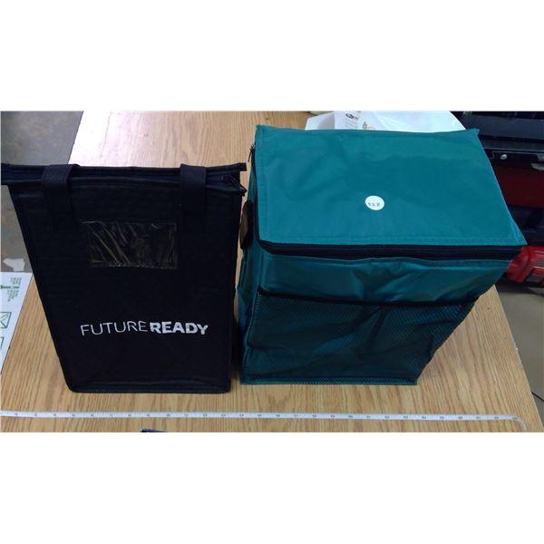 2 - Shopping Thurmos bags - 12 x 10 x 7 inches