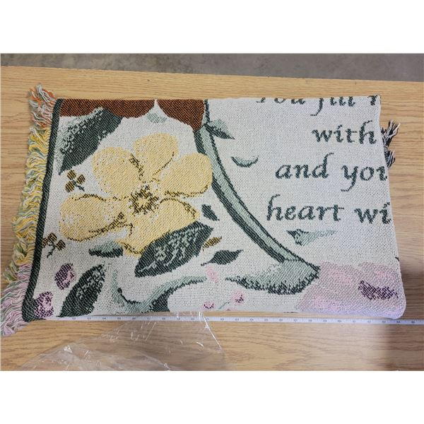 Beautiful Granddaughter Throw - 53 inches x 60 inches - Brand New
