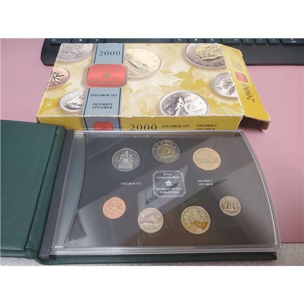 2000 Large Case Specimen Set