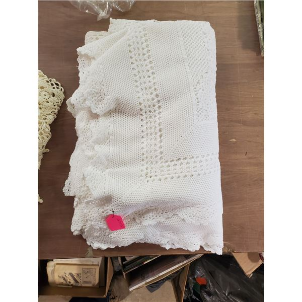 "tablecloth 64"" X 88"""