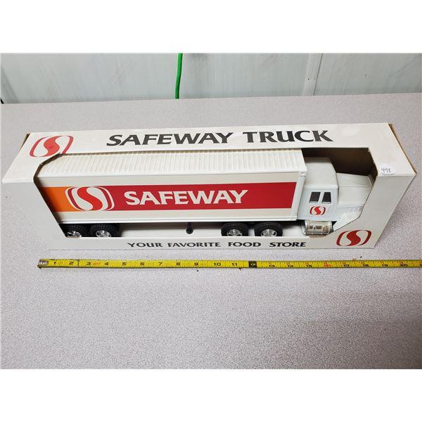 Safeway truck - new in box