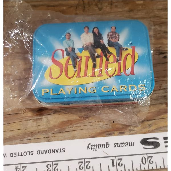 Brand new Seinfeld playing cards
